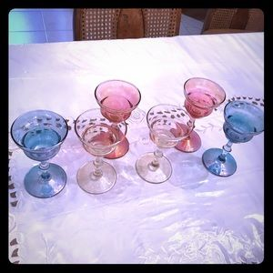 Other - Colored Goblets